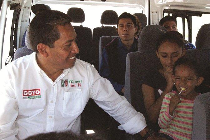 ¡Busca Goyo Zamarripa la consolidación de la zona metropolitana de Aguascalientes!