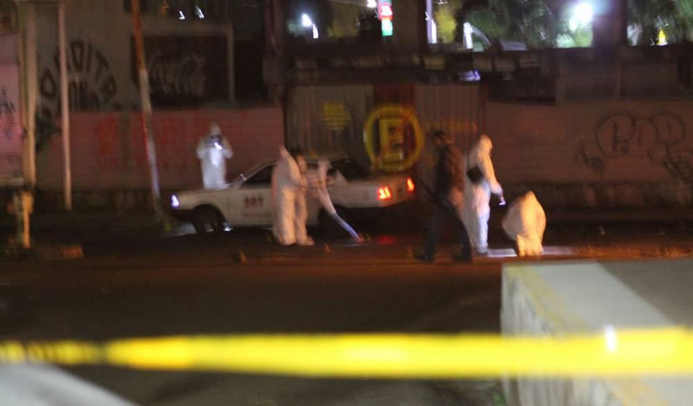¡Asesinan a un taxista en Zacatecas!