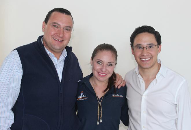 ¡Gerardo Salas respalda la participación activa de los jóvenes dentro del PAN!