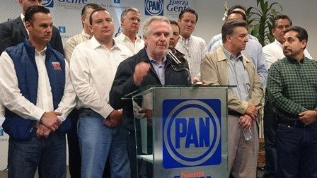 ¡Tope donde tope, cueste lo que cueste, vamos a defender el voto ciudadano: Santiago Creel Miranda!