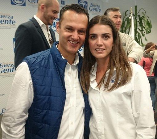 ¡Gerardo Salas basará su campaña en el trabajo, la familia y la educación!