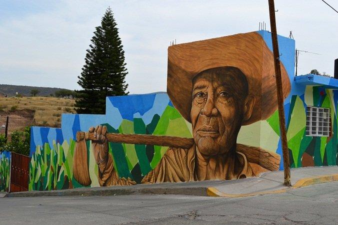 ¡Fortalece el municipio de Calvillo la Ruta del Artista como atractivo turístico!