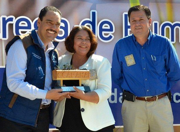 ¡Continúa el MunicipioAgs con la entrega de humedales en escuelas públicas!