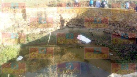 ¡Trágico paseo familiar en Sombrerete: una niña murió ahogada en un pozo!
