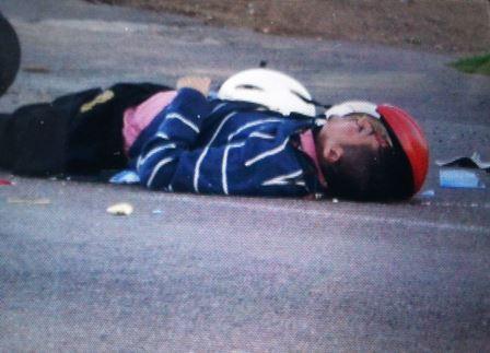¡Joven motociclista murió tras estrellarse contra una grúa en Aguascalientes!