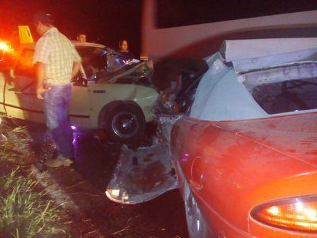 ¡Matan borrachos policías de Zacatecas a mujer en brutal choque!