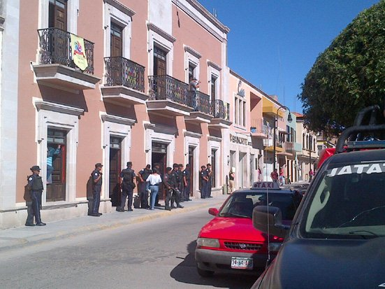 ¡Detenido en Aguascalientes era buscado por las autoridades de Jalisco!