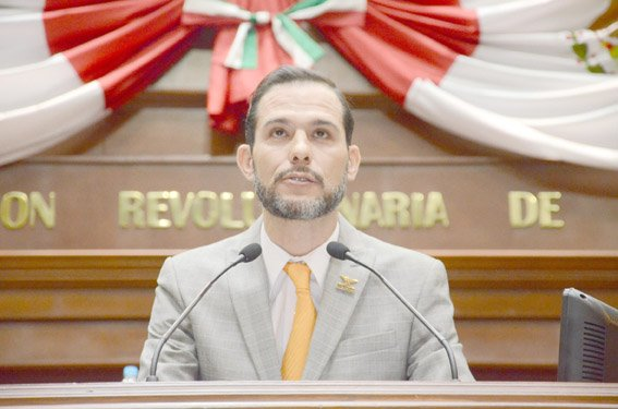 ¡Propone El diputado Oswaldo Rodríguez establecer el día 23 de febrero como el día Estatal del Rotario!