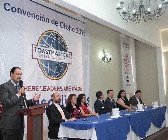 ¡Participa JAMC en la Convención de Toastmasters International en Ags.!