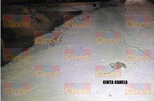 Violento asalto en obra en construcción, se apoderaron de un trascabo en Fresnillo_02