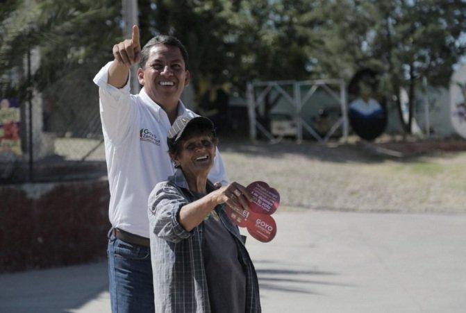 ¡Propone Goyo Zamarripa una reforma integral para el campo de Aguascalientes!