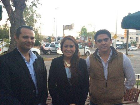 ¡Se tienen que terminar las grandes diferencias que existen en Aguascalientes: Tere Jiménez!