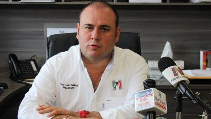 ¡Hay mayor identificación de la militancia priista con el doctor Ríos que con Alberto Viveros: Francisco Guel Saldívar!