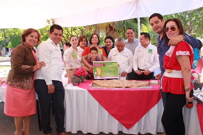 """¡Gran éxito tuvieron el Festival """"Sabores y Colores""""  y el Festival de Calaveras de Calvillo 2015!"""