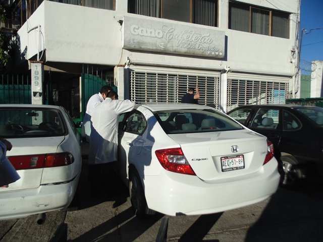 ¡Pistoleros asaltaron a empleados de Atracciones García en Aguascalientes y los despojaron de un millón 200 mil pesos!