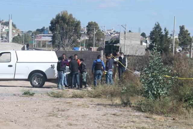 ¡Ejecutaron a balazos a 2 hombres e hirieron a otros 2 en Zacatecas!