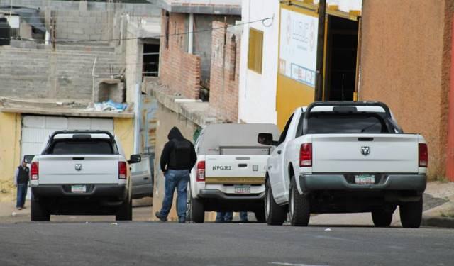 ¡Ejecutaron a balazos a un hombre en una bodega del Mercado de Abastos en Zacatecas!