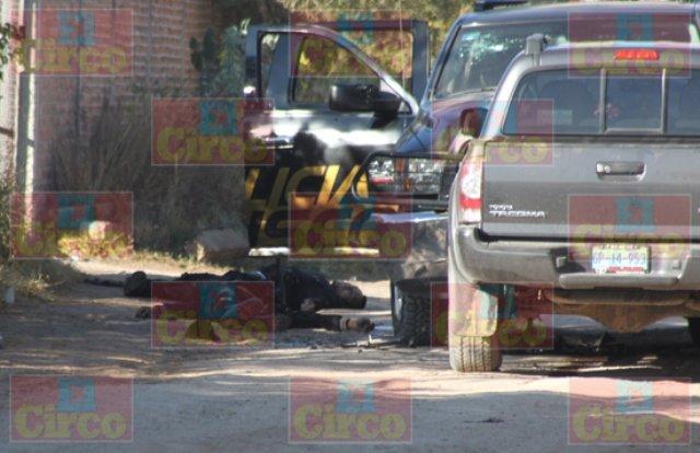 ¡Trasladaron a Guadalajara los cuerpos de los 2 delincuentes abatidos tras el enfrentamiento en Lagos de Moreno!