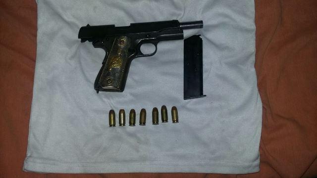 ¡Peligroso delincuente ex policía municipal de Zacatecas y SLP fue detenido en Aguascalientes!
