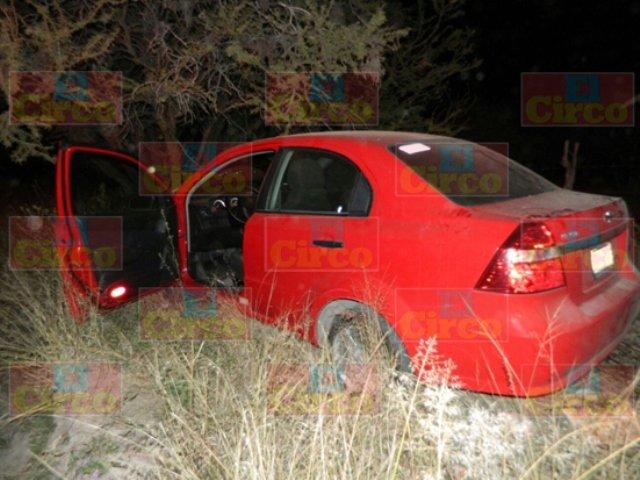 ¡2 hombres lesionados tras un fuerte accidente en Lagos de Moreno!