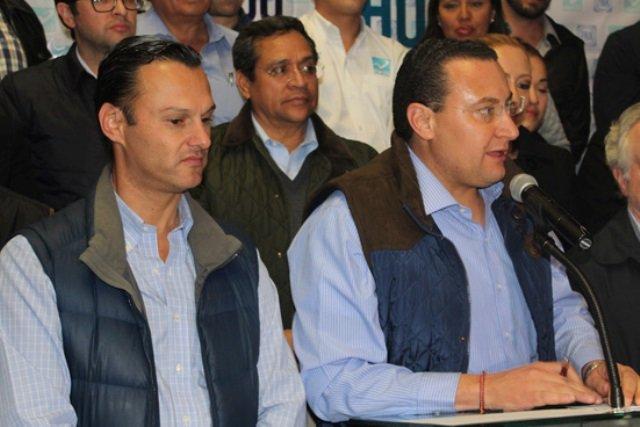 ¡El primer distrito electoral ya tiene diputado: Gerardo Salas del PAN!