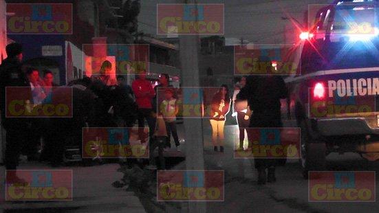 GALERIA/¡A balazos y frente a su hija ejecutaron al dueño de unos bares en Fresnillo!