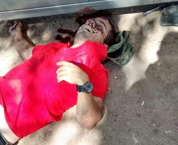 ¡Ejecutaron a un hombre de un balazo en la cabeza en Aguascalientes!