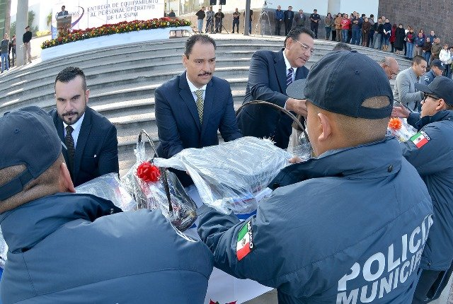 ¡Fortalece Gobierno Municipal a la Secretaría de Seguridad Pública con nuevas unidades!