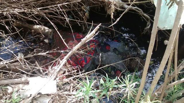¡Hallaron muerta en un arroyo a una ancianita desaparecida en Aguascalientes!