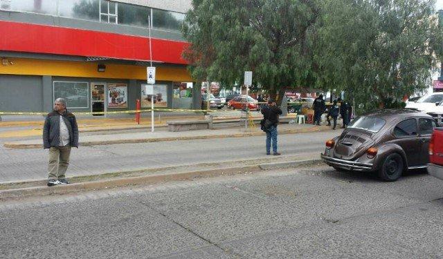 ¡Intentaron ejecutar a un hombre mientras comía tostadas en Zacatecas!
