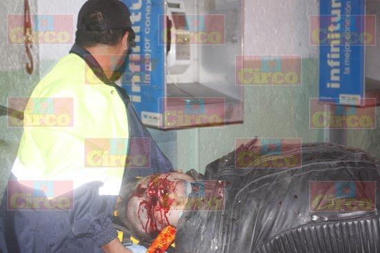 ¡Ya identificaron al motociclista muerto intencionalmente por un automovilista en Lagos de Moreno!