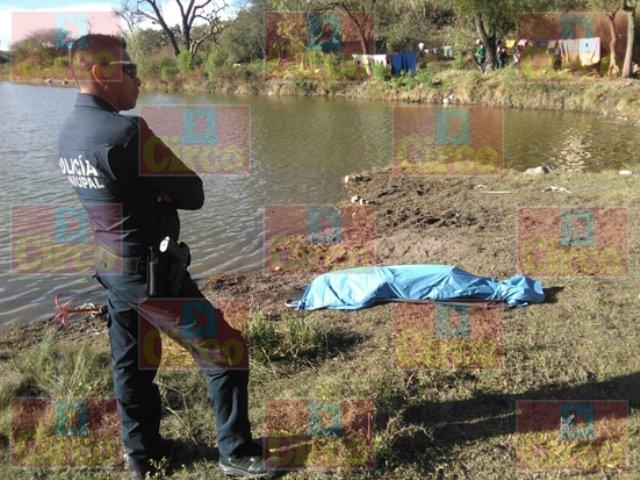 ¡Jinete murió ahogado tras hundirse en una represa con un caballo en Lagos de Moreno!