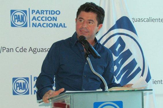 ¡Deja Jorge López al borde de la banca rota a la dirigencia estatal del PAN en Aguascalientes!