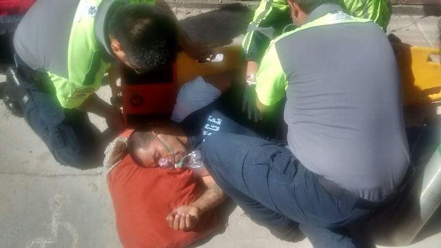 ¡Traficante de drogas casi mata a un vicioso de un balazo en Aguascalientes!