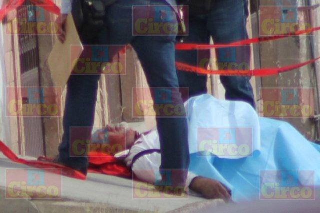 ¡Empresario lechero murió tras una caída afuera de su casa en Lagos de Moreno!
