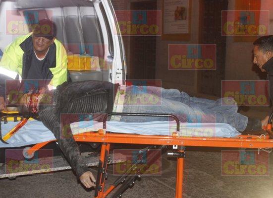 ¡Automovilista mató a un motociclista e hirió a otro en Lagos de Moreno tras una riña!