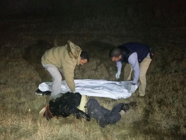 """¡Camioneta """"fantasma"""" arrolló y mató a un hombre en Aguascalientes antes de Navidad!"""