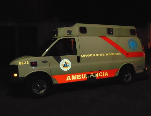 ¡Indigente murió atropellado por un automóvil en Aguascalientes!