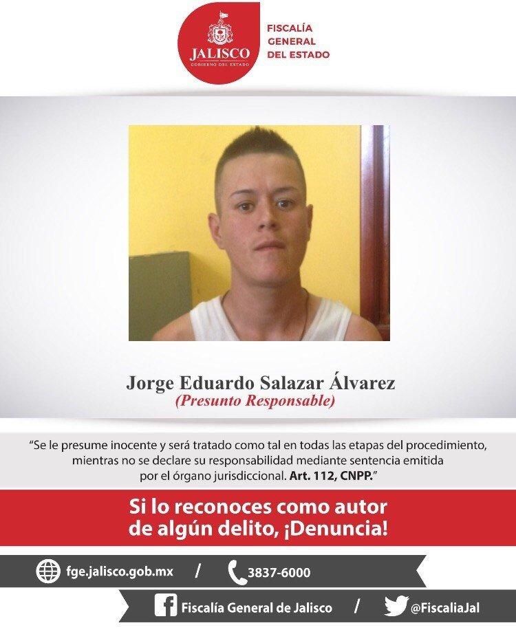 ¡Mandan a la cárcel a un sujeto que violo a una mujer en el municipio de Zapotlanejo!