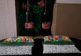 ¡Policía Federal intercepta más de mil pastillas psicotrópicas ocultas entre dulces en Guadalajara!