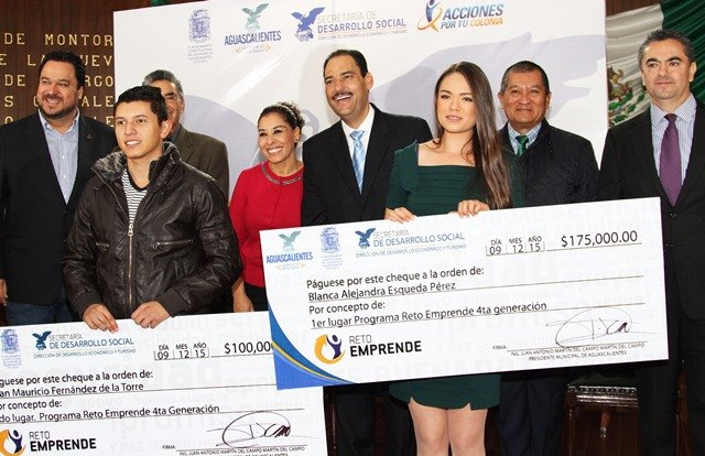 ¡Gobierno Municipal impulsa el desarrollo empresarial local con financiamientos por más de medio millón de pesos!