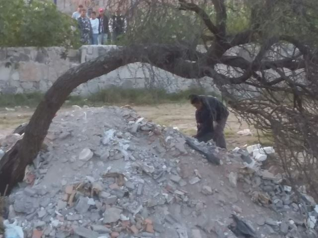 ¡Suicidio 117 en Aguascalientes: joven se colgó de la rama de un árbol!