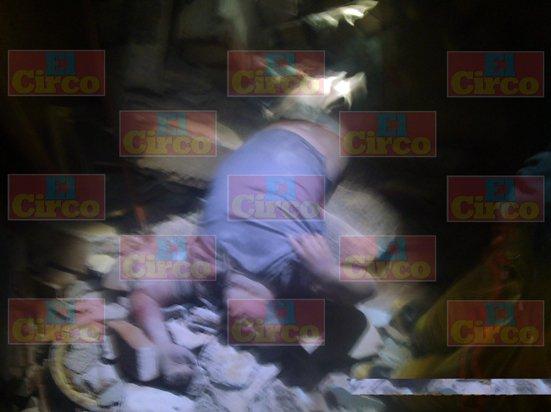 ¡Trágica explosión y derrumbe en una casa en Fresnillo: 1 muerto y 8 lesionados!