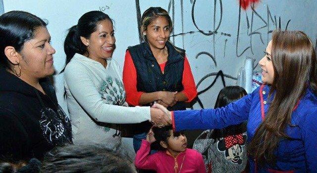 ¡Nosotros seguimos trabajando de cerca con la ciudadanía: Tere Jiménez!
