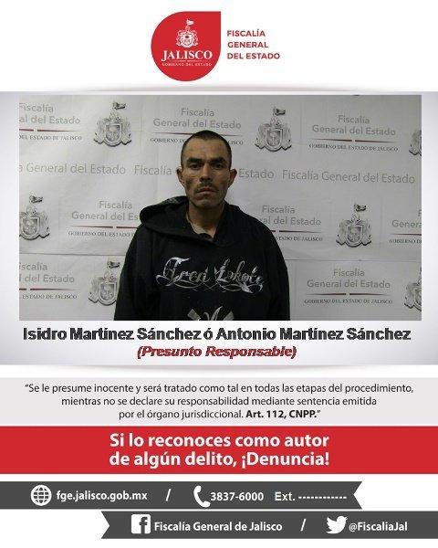 ¡Capturaron a sujeto que asesinó a su sobrino en Zapopan, Jalisco!