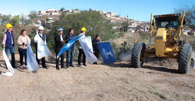¡Gobierno Municipal de Aguascalientes inicia el 2016 con importantes proyectos de infraestructura urbana!