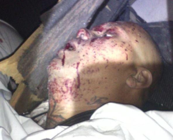 ¡3 muertos y 5 lesionados en brutal choque entre un auto y un autobús en Encarnación de Díaz!