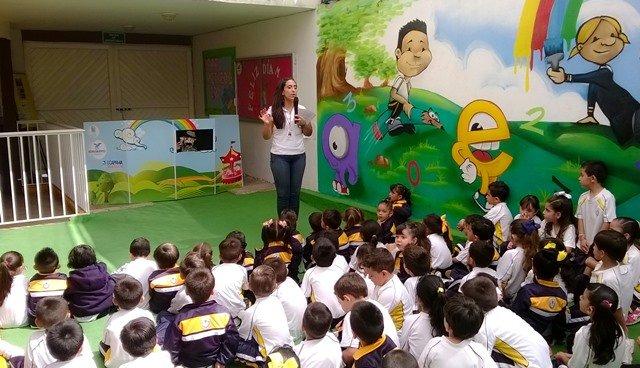 ¡Se fortalece la cultura del cuidado del agua en el Municipio de Aguascalientes!