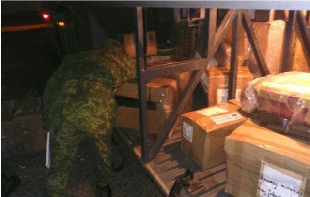¡Militares incautaron cargamento de 30 kilos de marihuana en Aguascalientes!