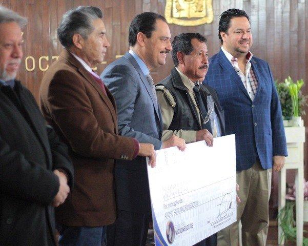¡Gobierno Municipal coloca nuevos créditos para sectores vulnerables!